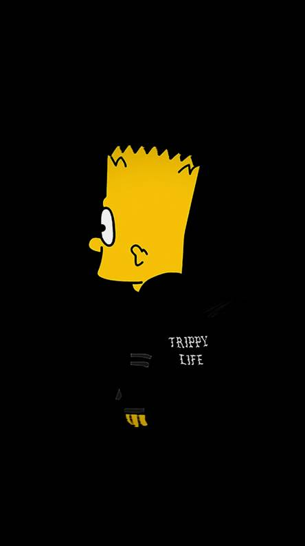 Simpsons Wallpaper Bart Kadada Org