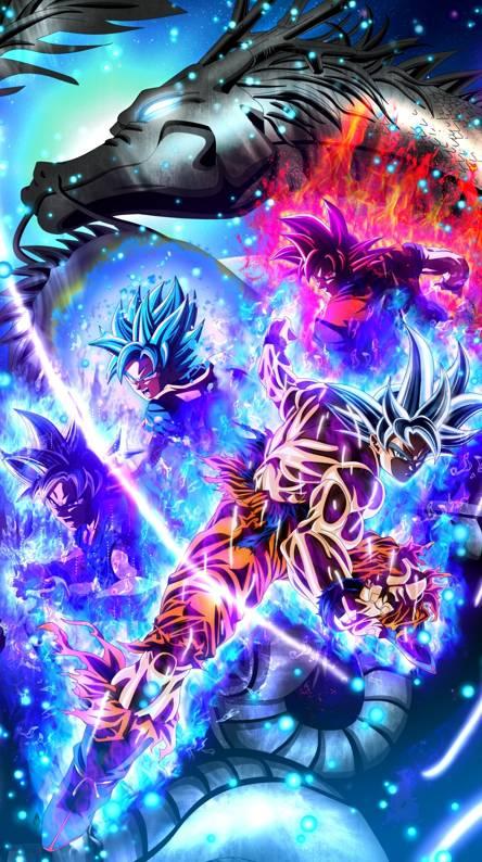 Dragon Ball Z Super Wallpaper For Mobile Babangrichie Org