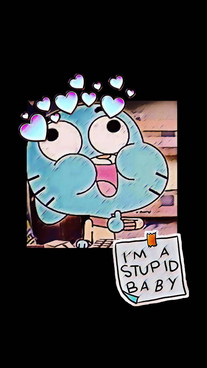 Gumball wallpaper by Fearless1111111246 - e9 - Free on ZEDGE™