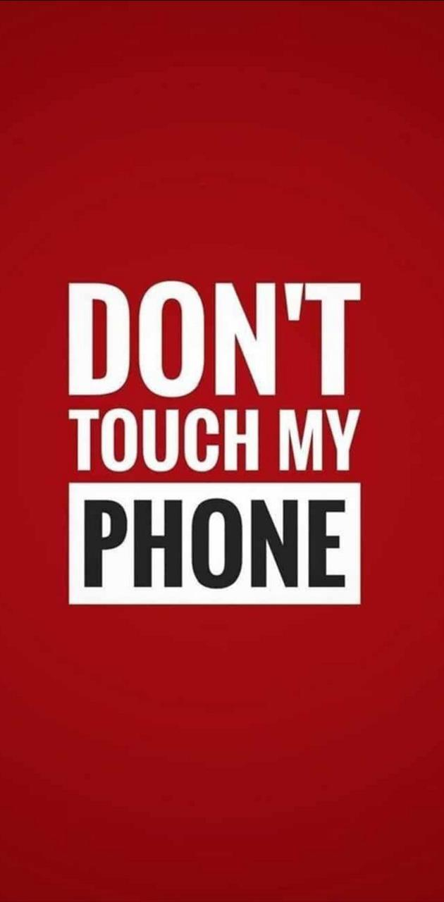 It is my phone