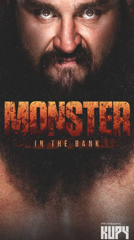 WWE Braun stroman