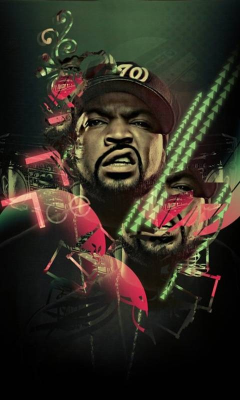Ice Cube Wallpaper By Yeaa Pl