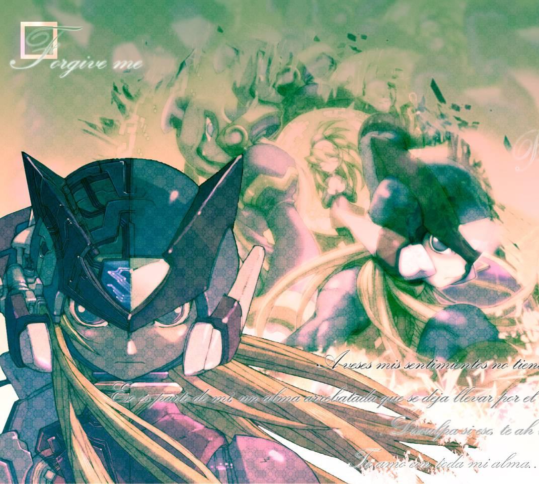 Megaman Zero Sketch