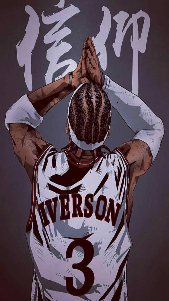 Allen Iverson Wallpaper By Iguajolotiman 79 Free On Zedge