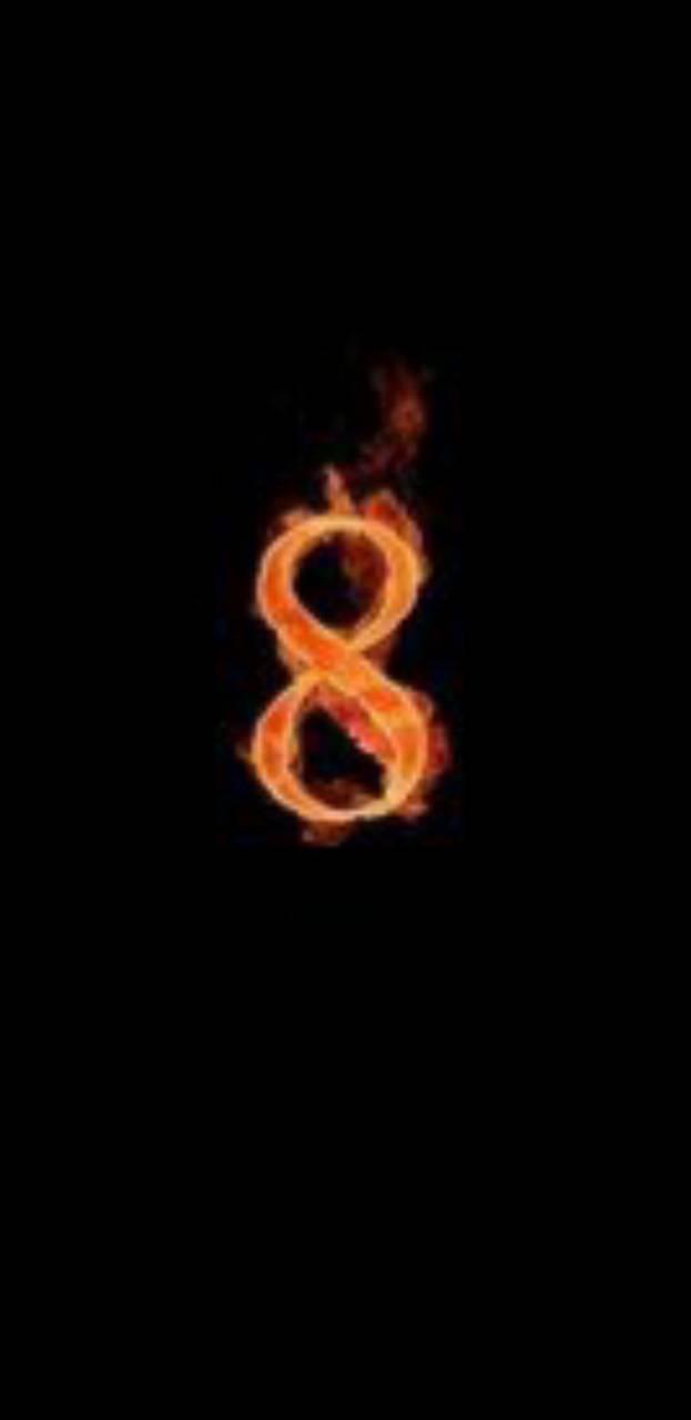 burning number 8