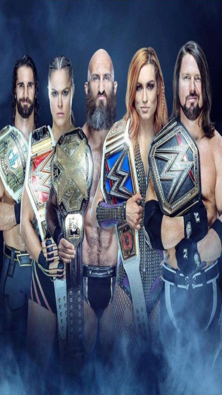 Wwe Champions Wallpaper By 619alberto 4d Free On Zedge