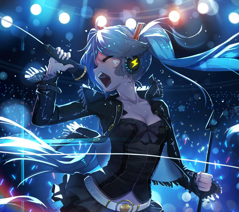 Hatsune Miku Live Wallpaper By Drewzydorf 8b Free On Zedge