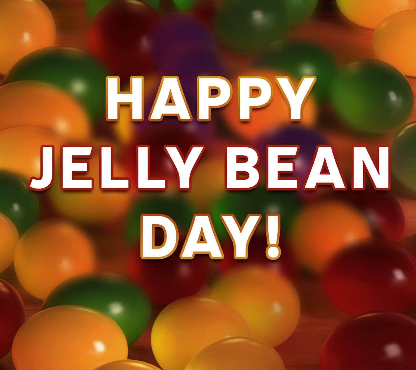 Happy Jelly Bean Day