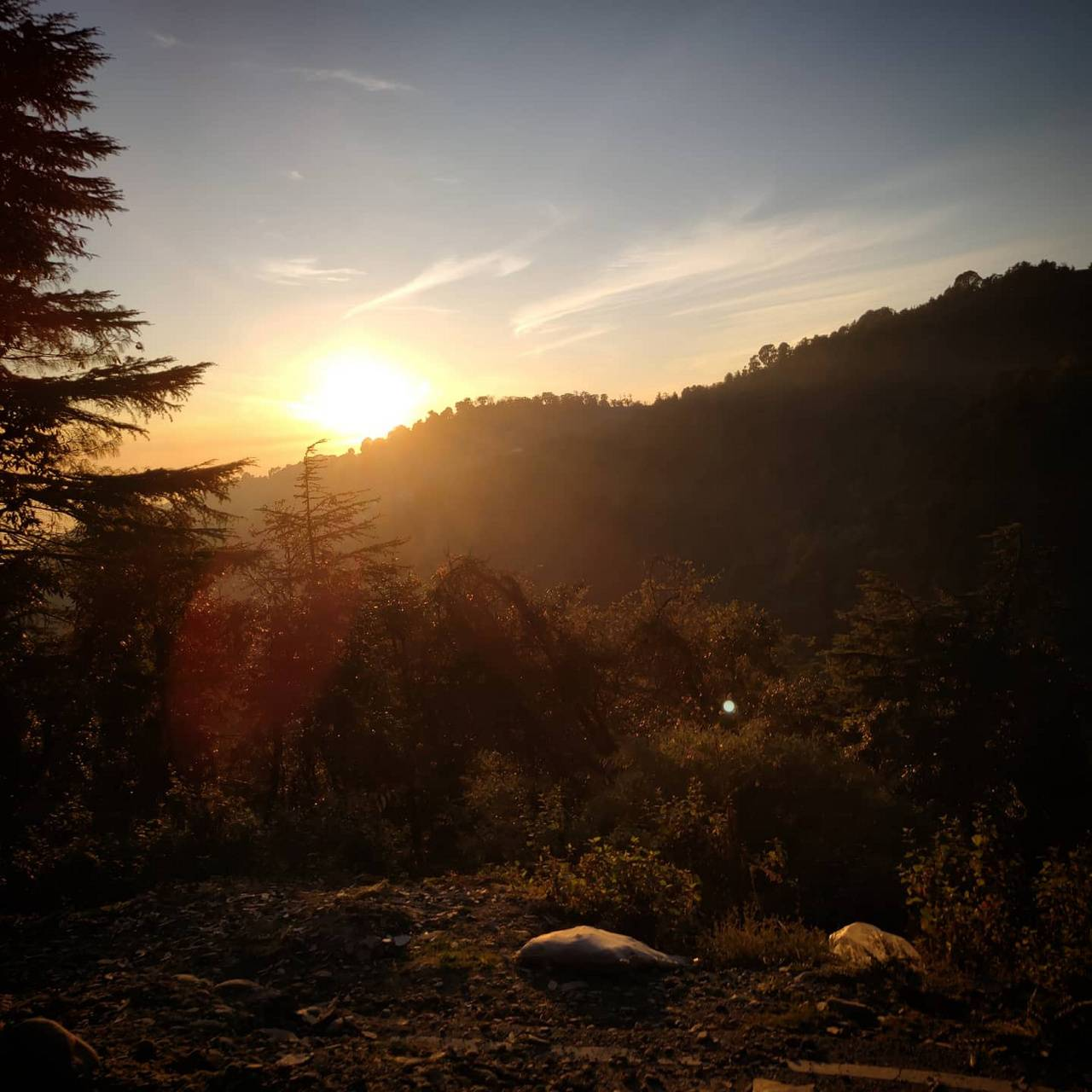 Sunsetcalmness