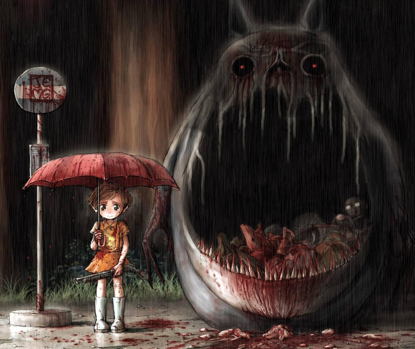 Totoro - Evil
