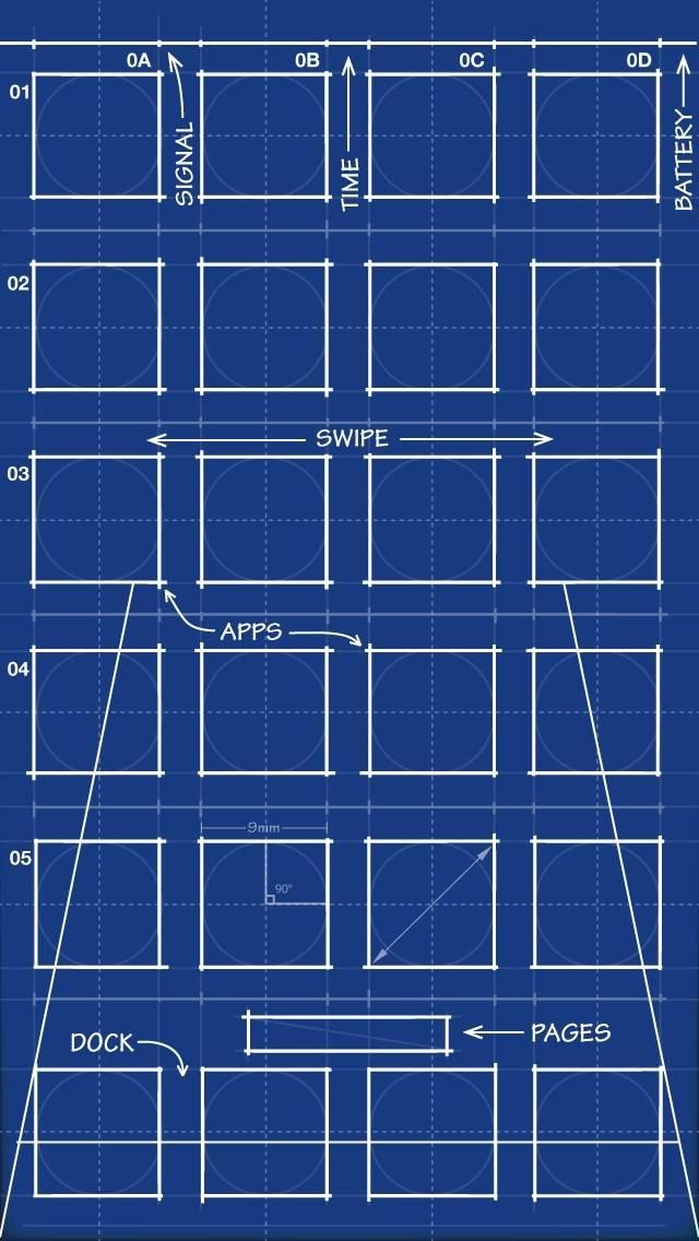 Blueprint Skin