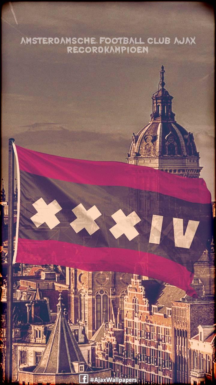 Ajax Vlag 34