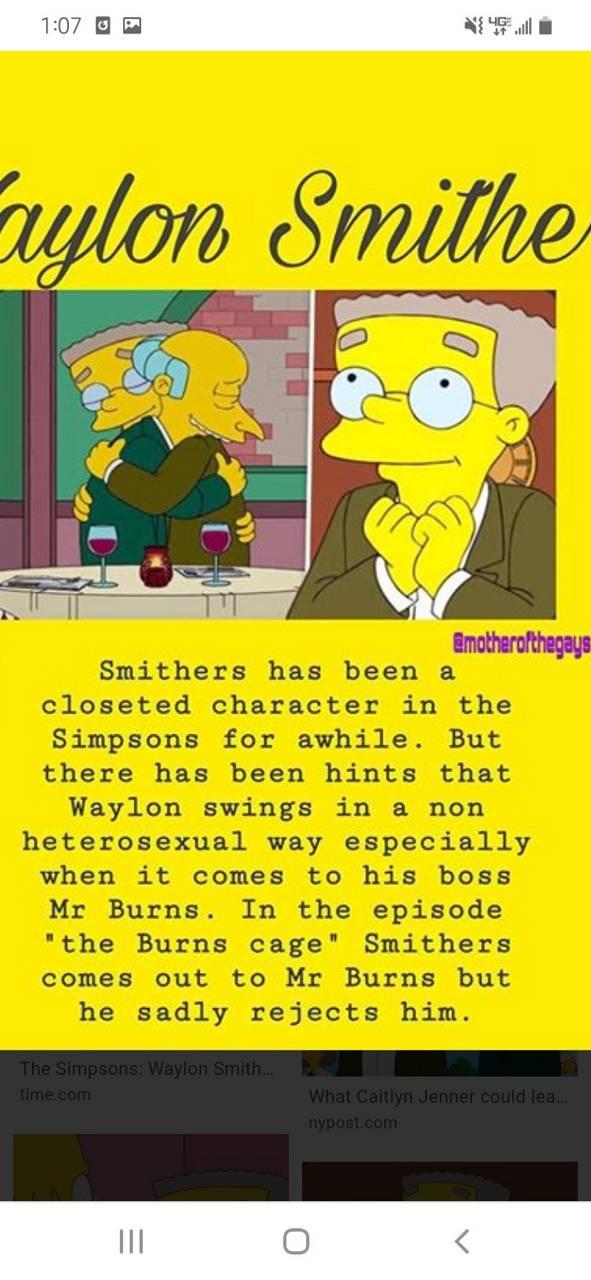 Smithers description