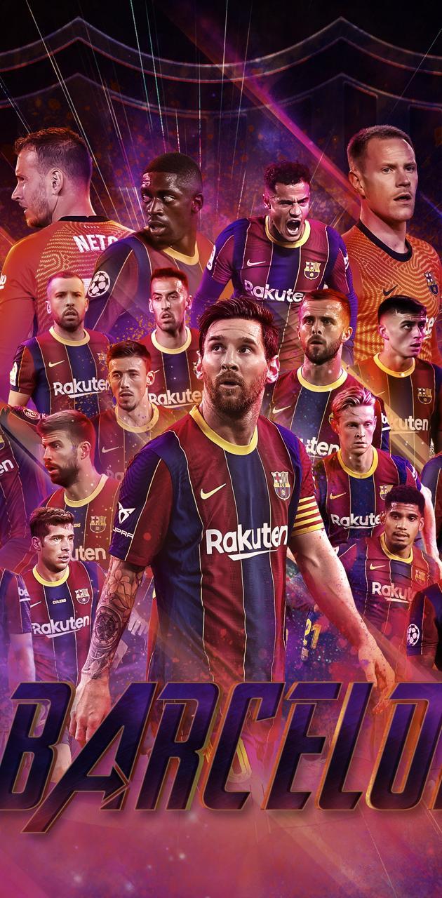 FC BARCELONA 2021 PC