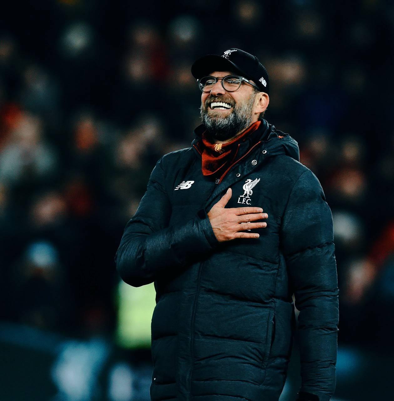 Liverpool Wallpaper Klopp - Hd Football