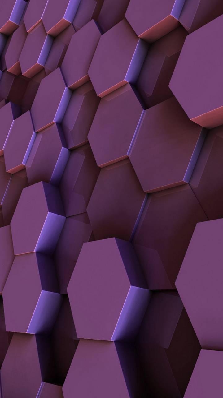 Hexagons Surface