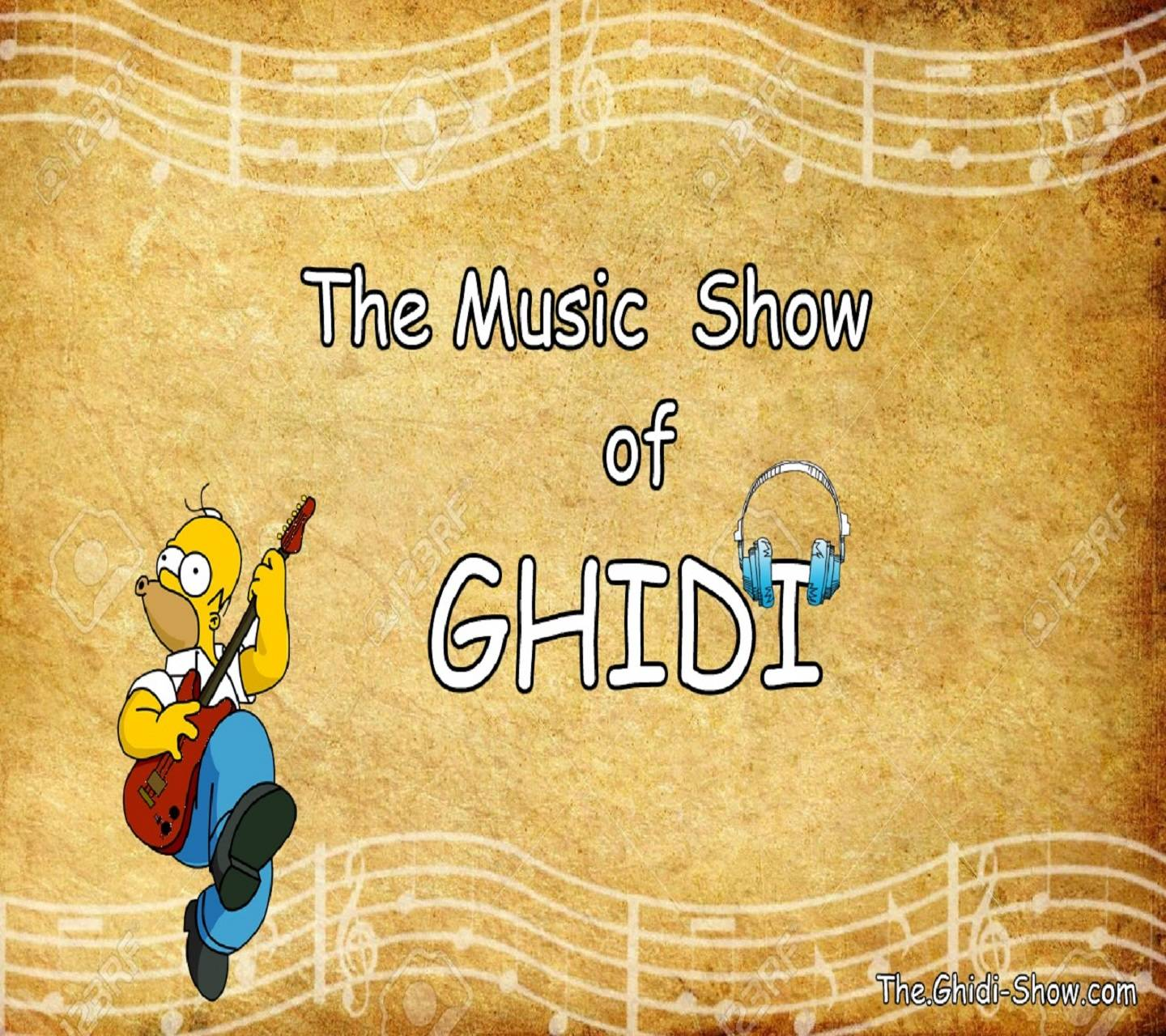 The Ghidi Music Show