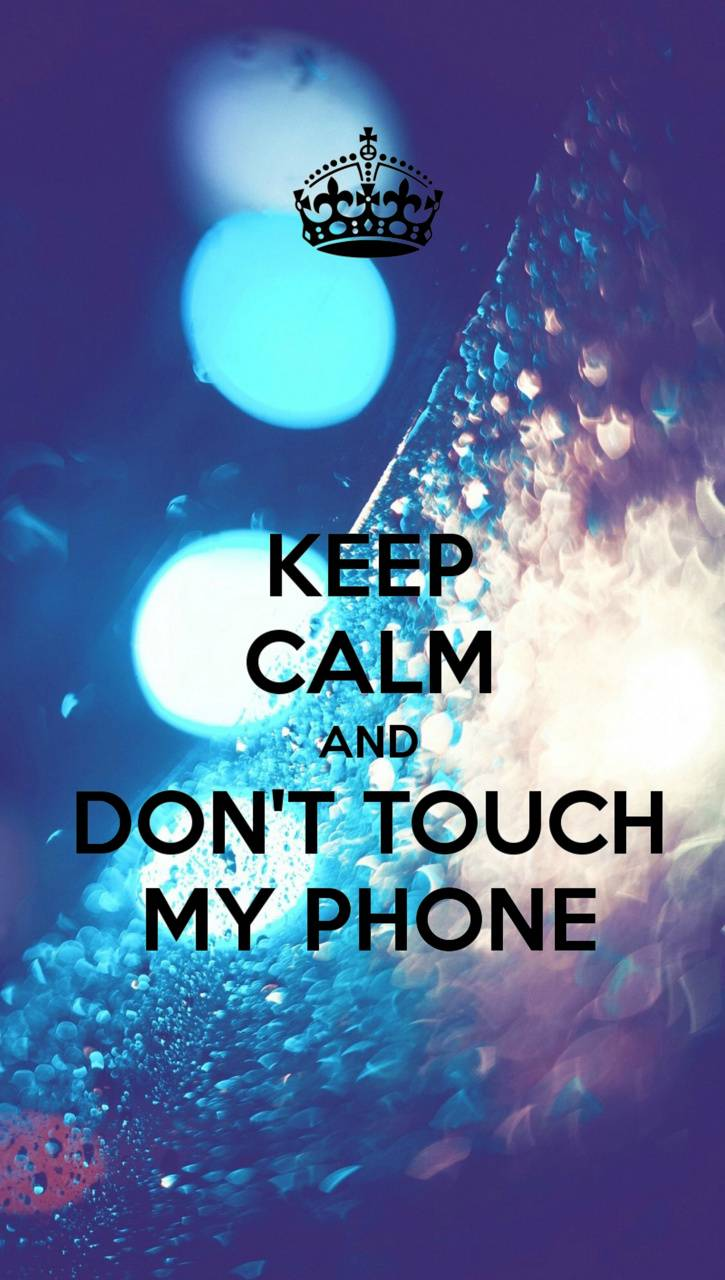 touch my phone