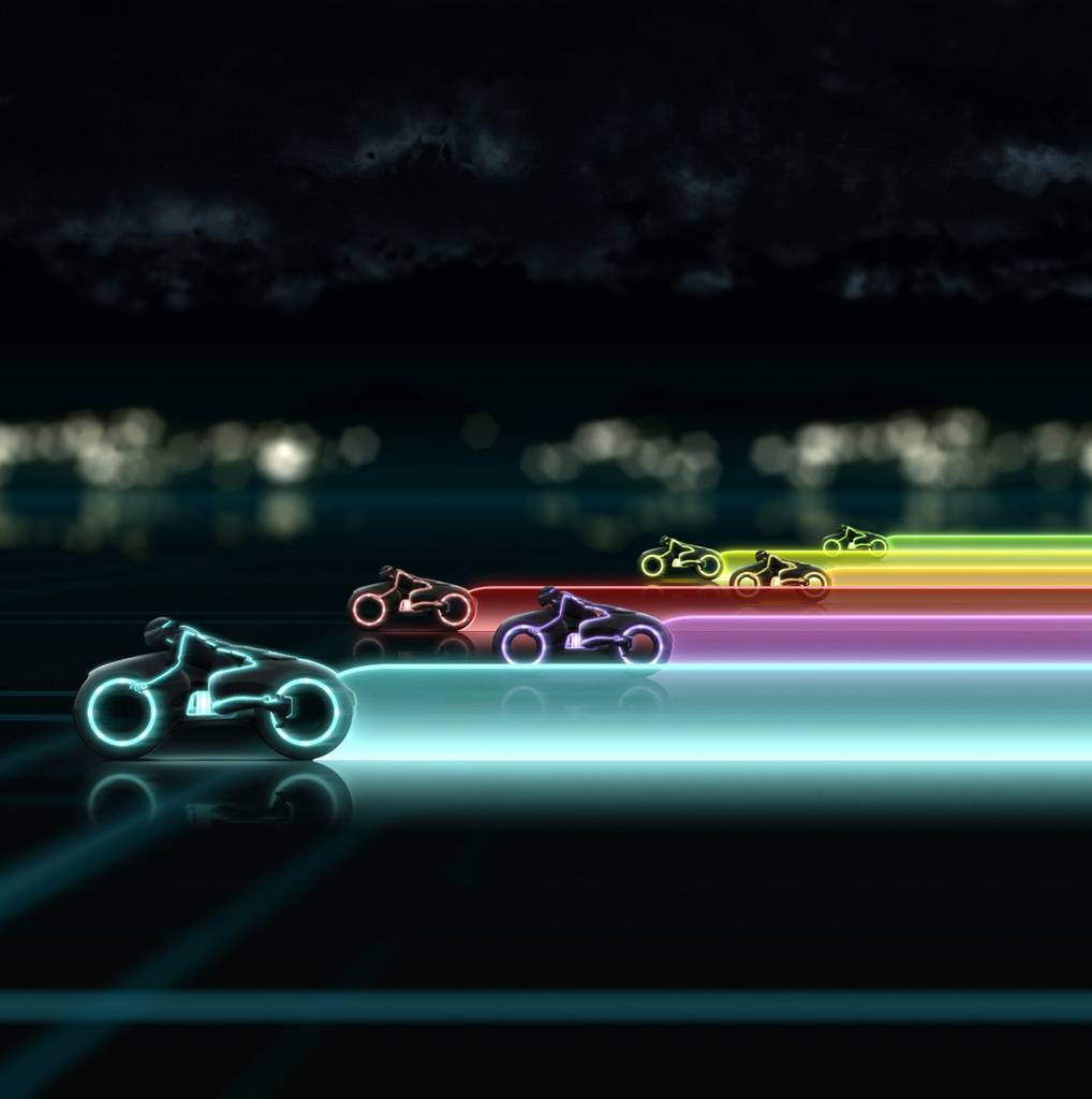 Lighted Race