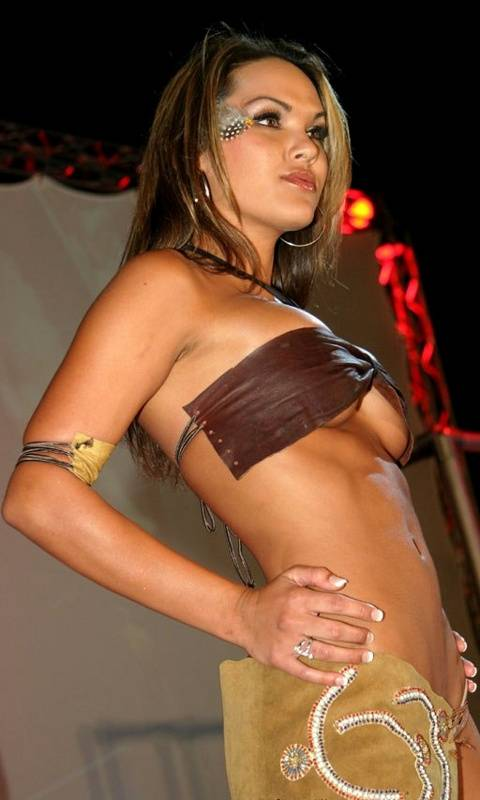 bikini cj gibson