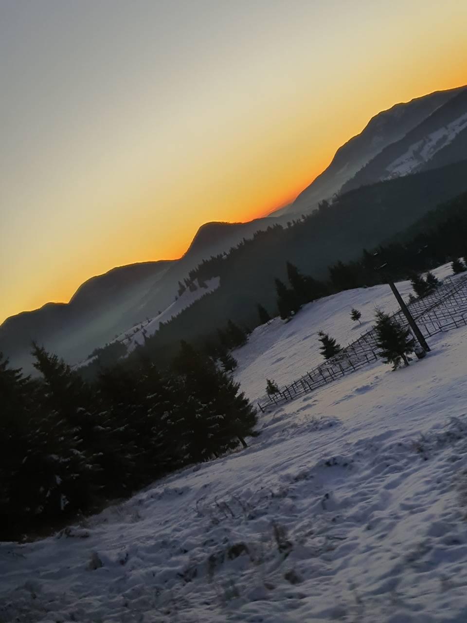 Romanian mountain