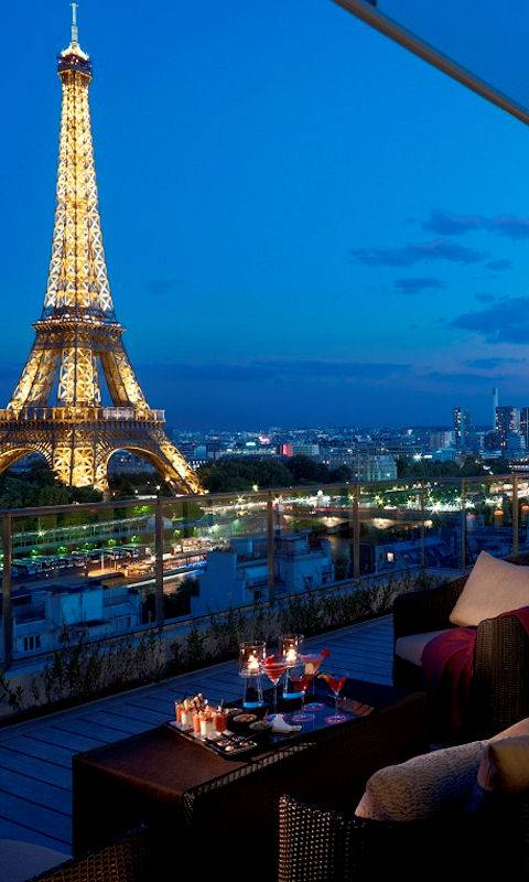Paris Night View Wallpaper By Bluecastle 50 Free On Zedge