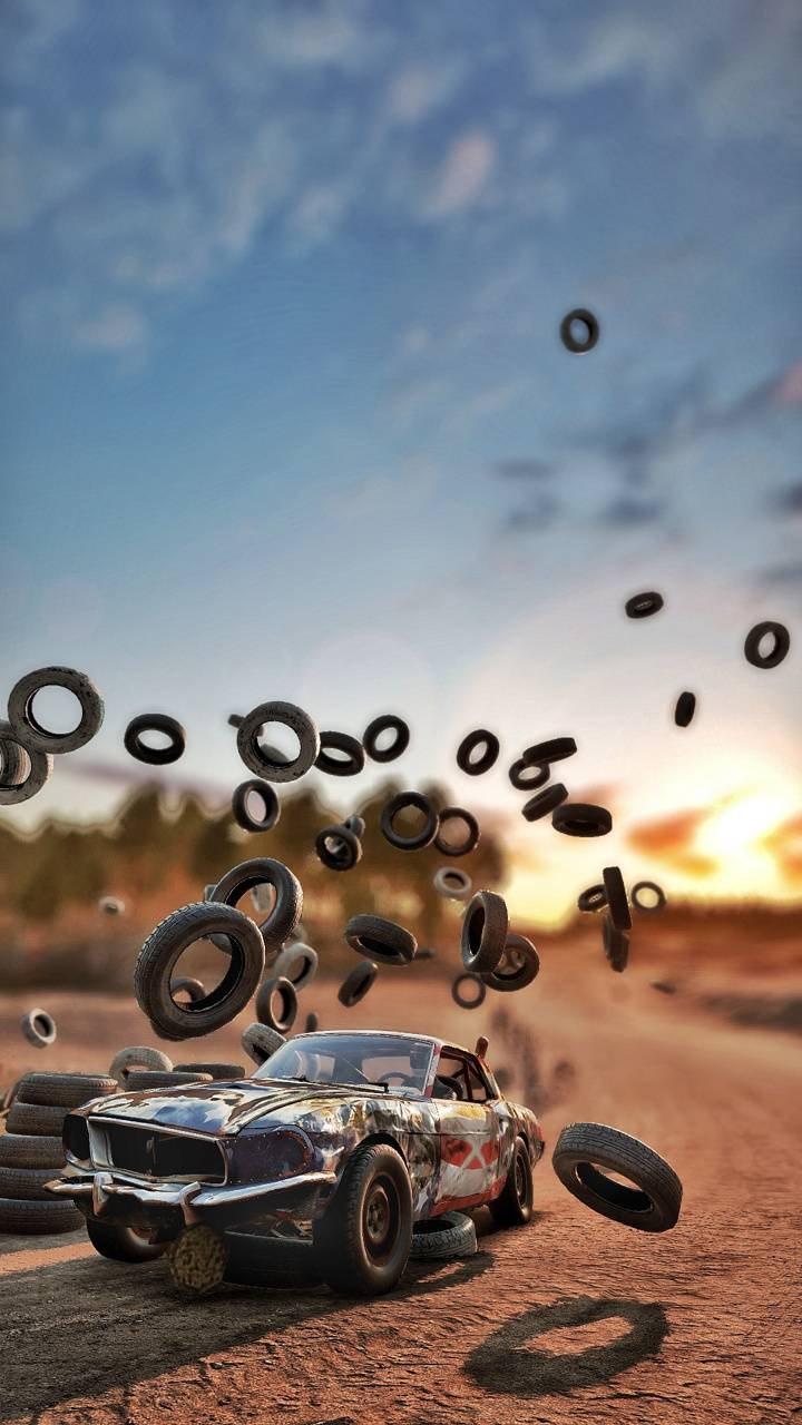 Tires Everywhere