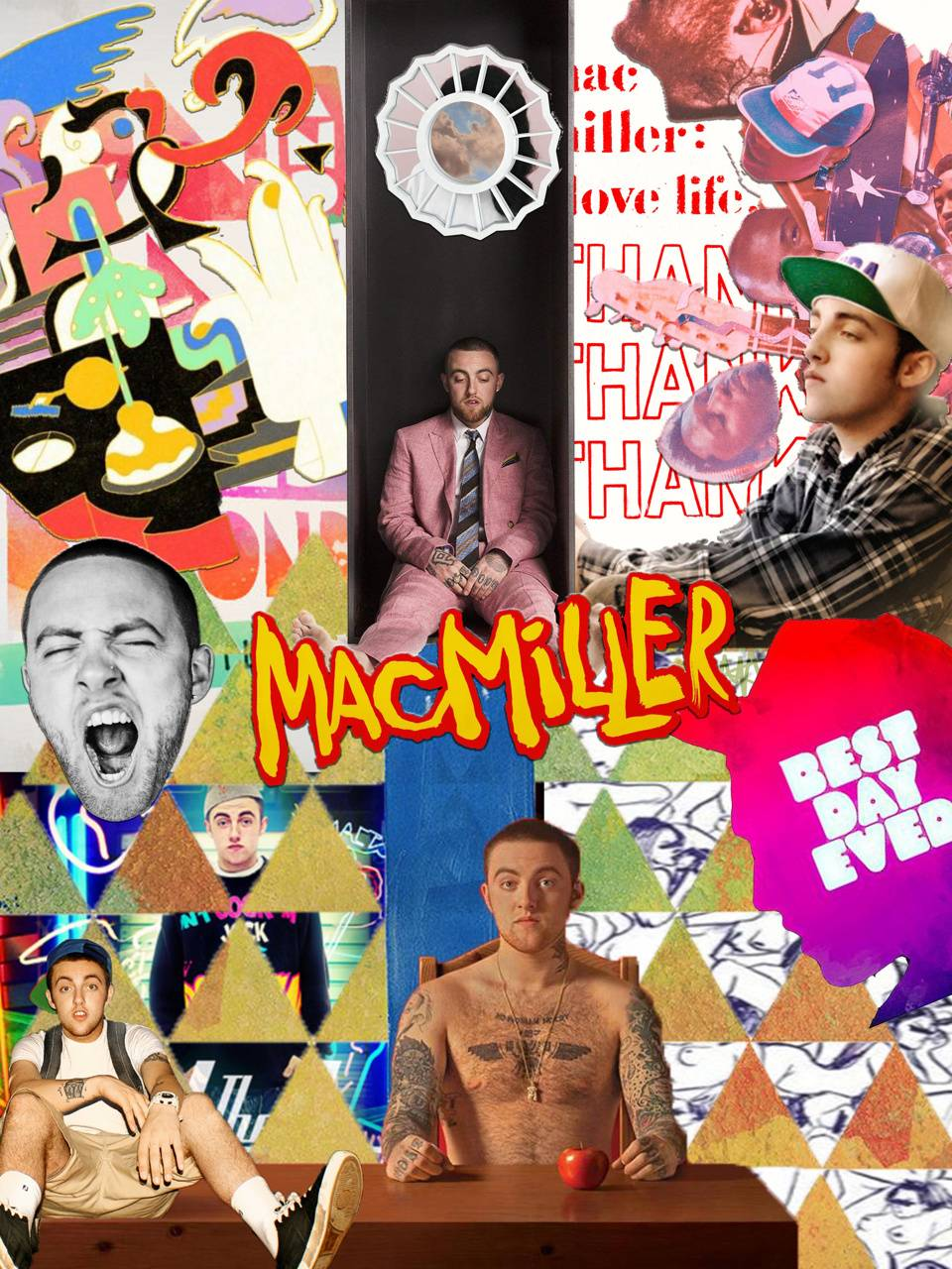 Mac Miller Wallpaper By Njadesigns 38 Free On Zedge
