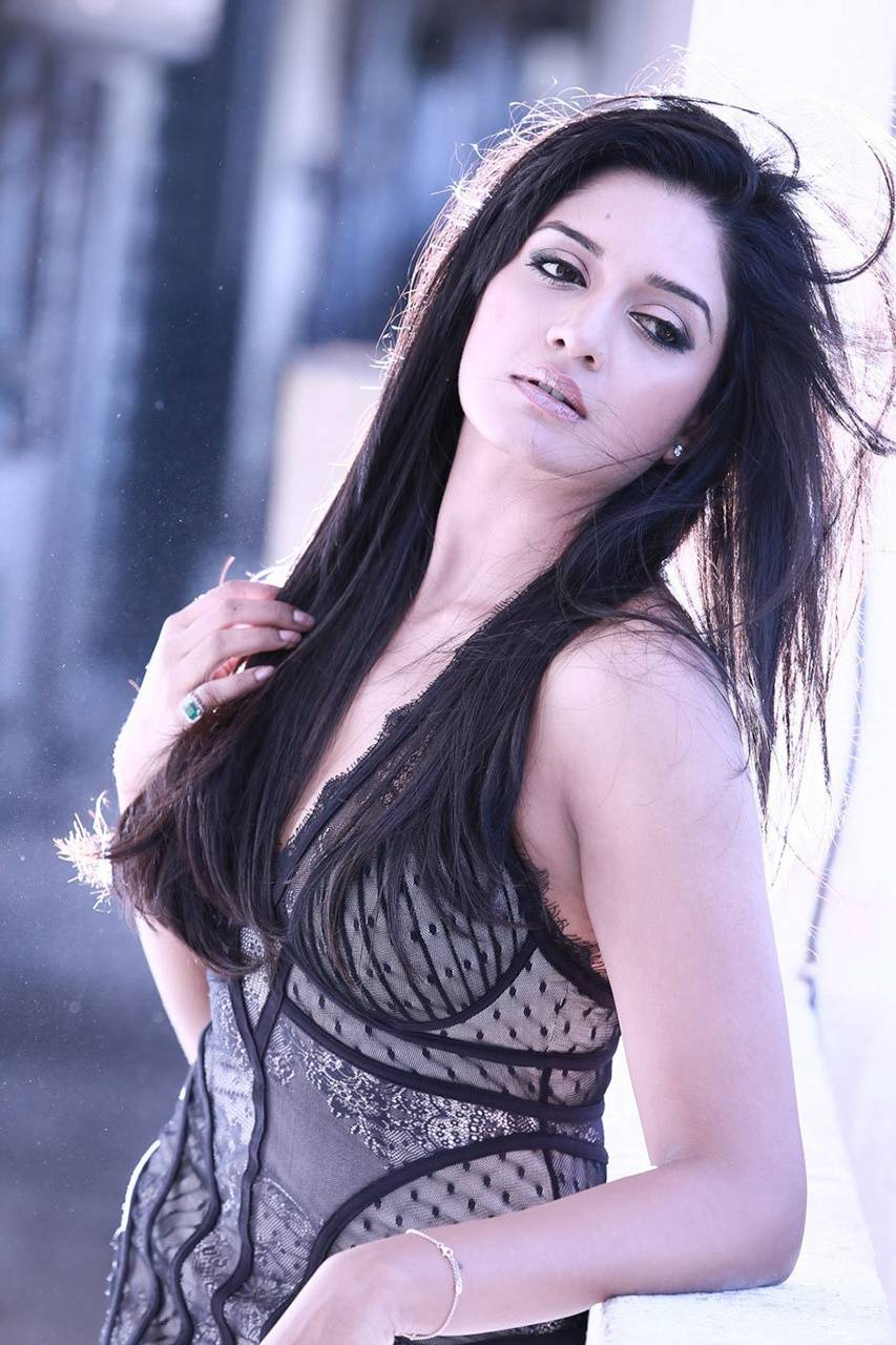 Actress Vimala Raman