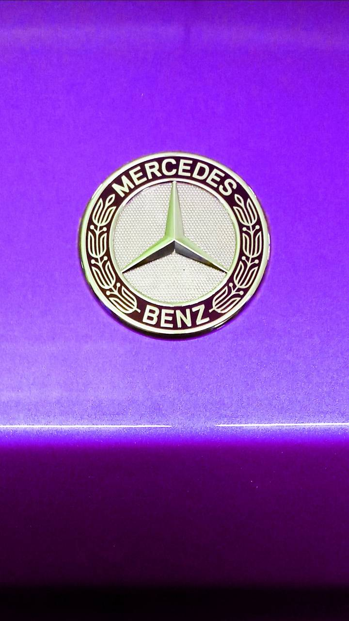 Mercedes-Benz Violet