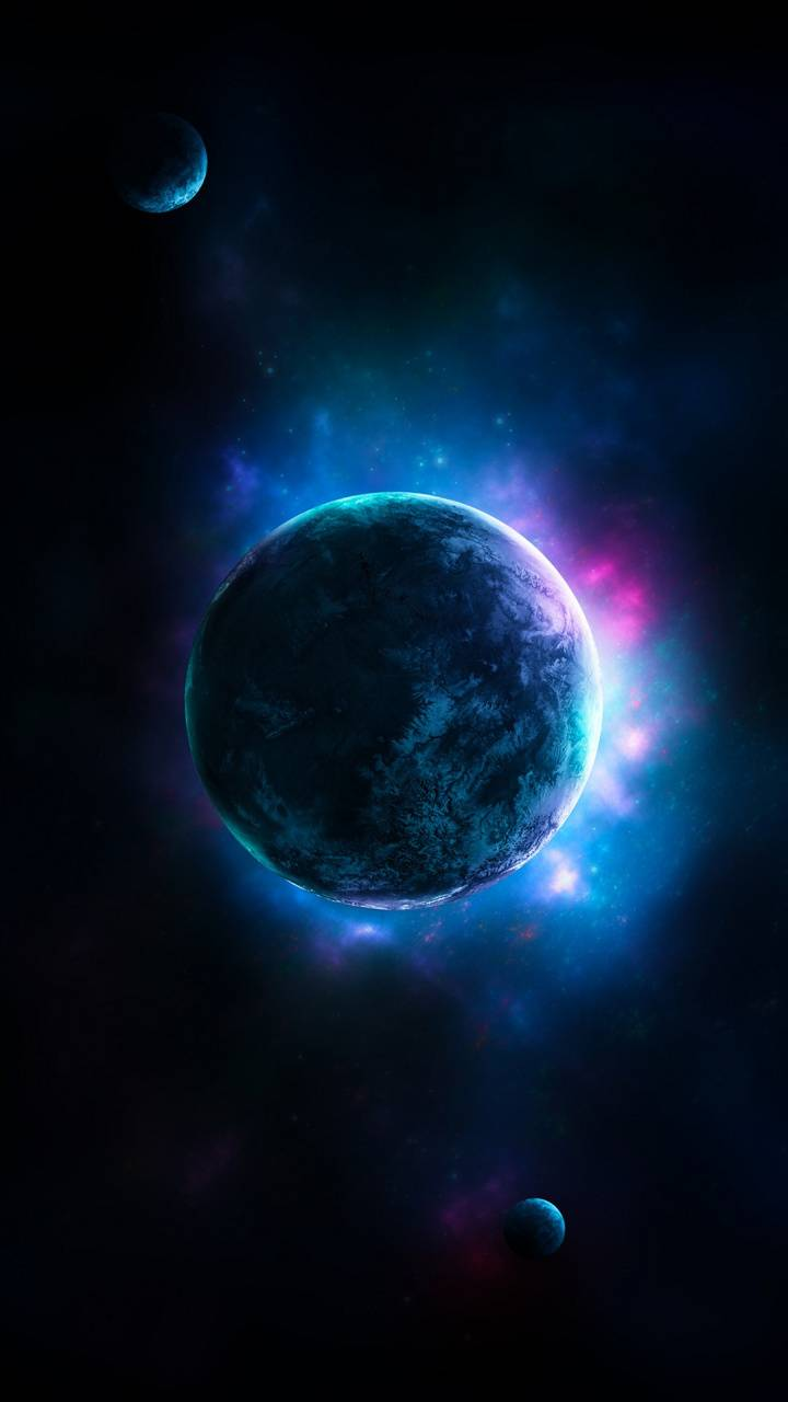 Planets 4K