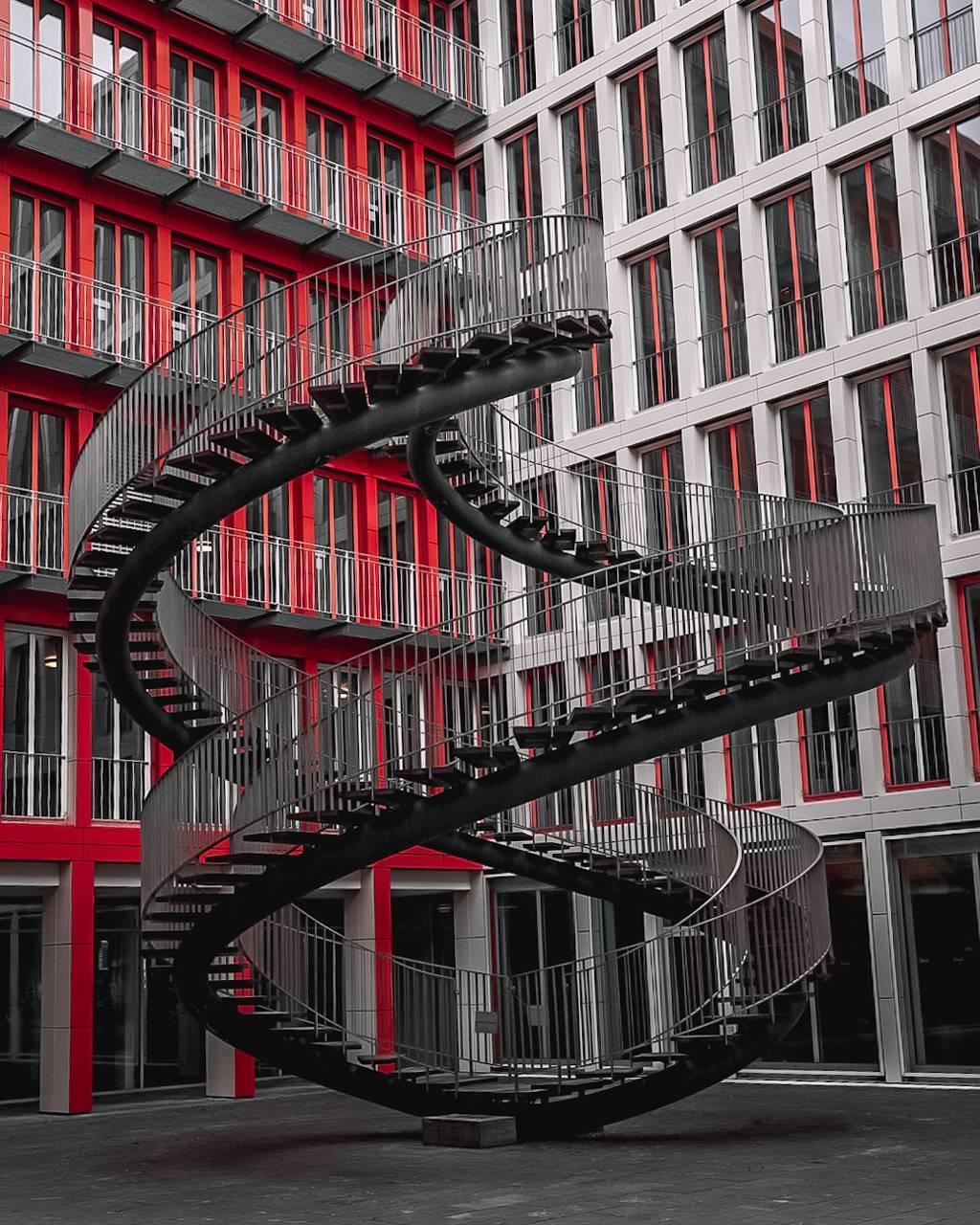 endless staircase