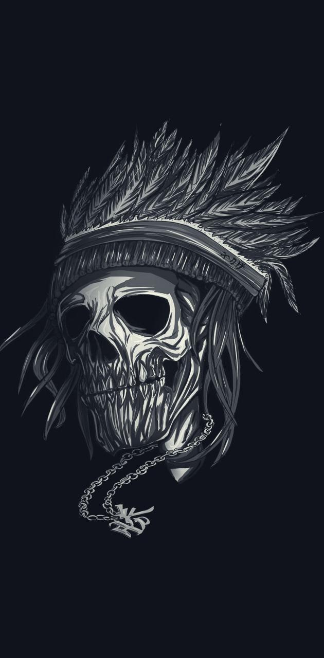 Yakuza skull v3