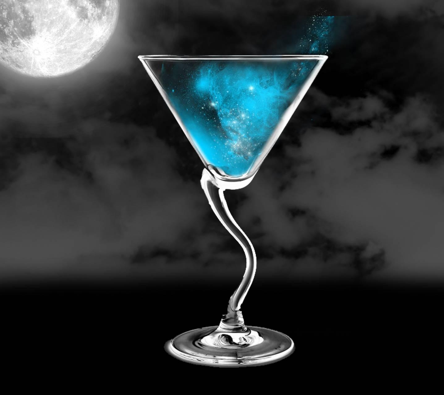 Galaxy Martini