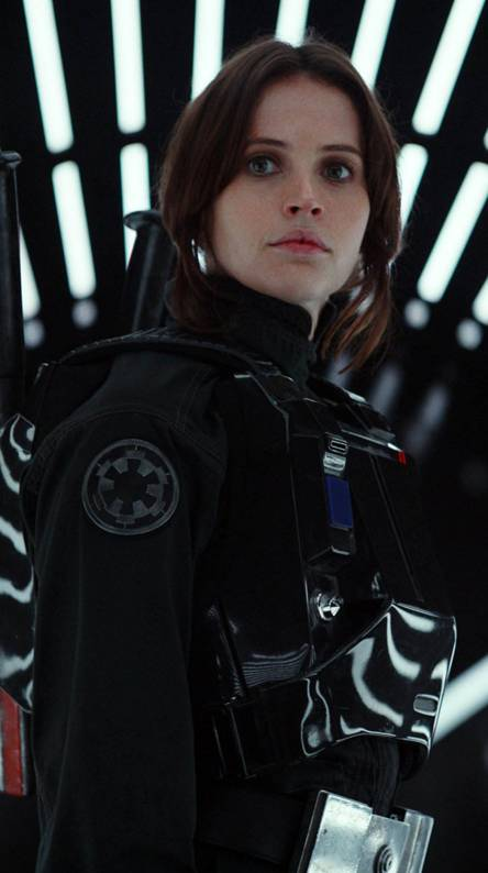 Rouge One Jin