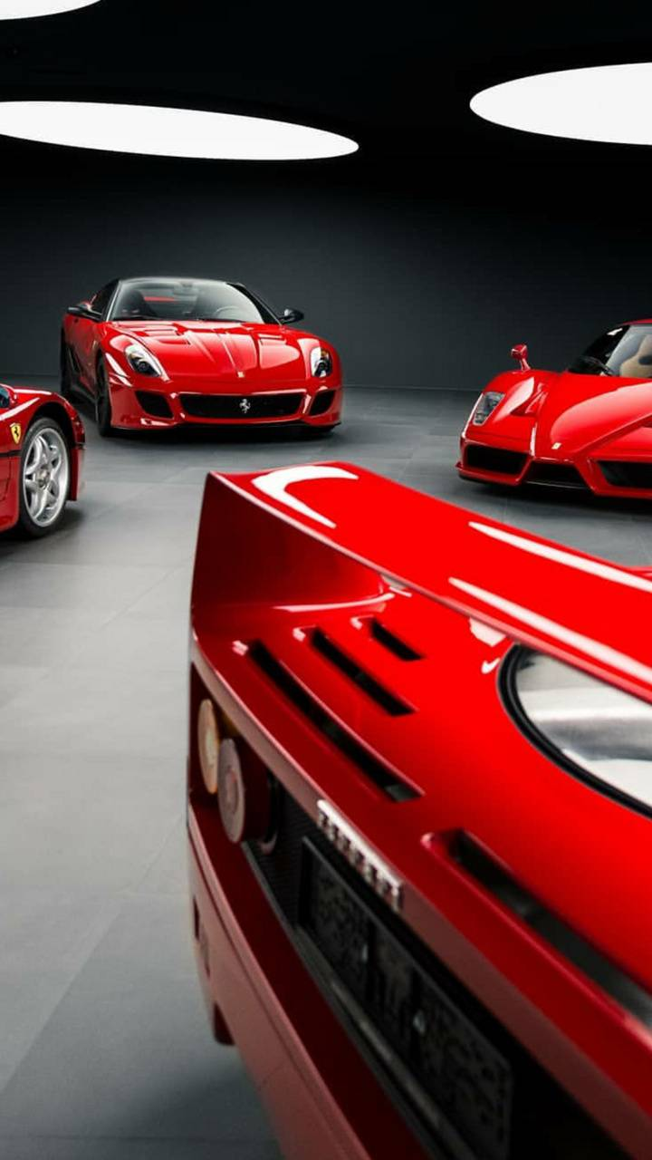 Ferrari ancestors