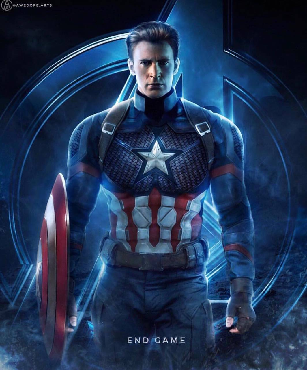 Captain America Wallpaper By Darthbaren Fd Free On Zedge