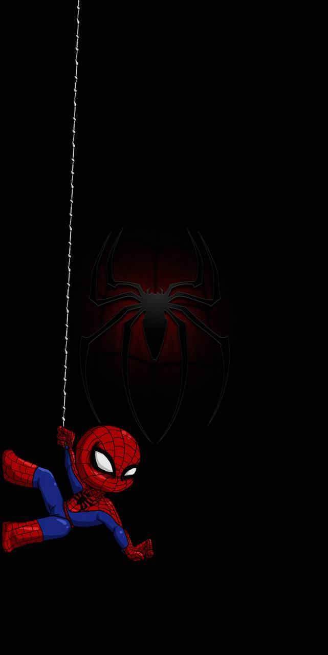 Download Android Spider Man Dark Wallpaper Pictures