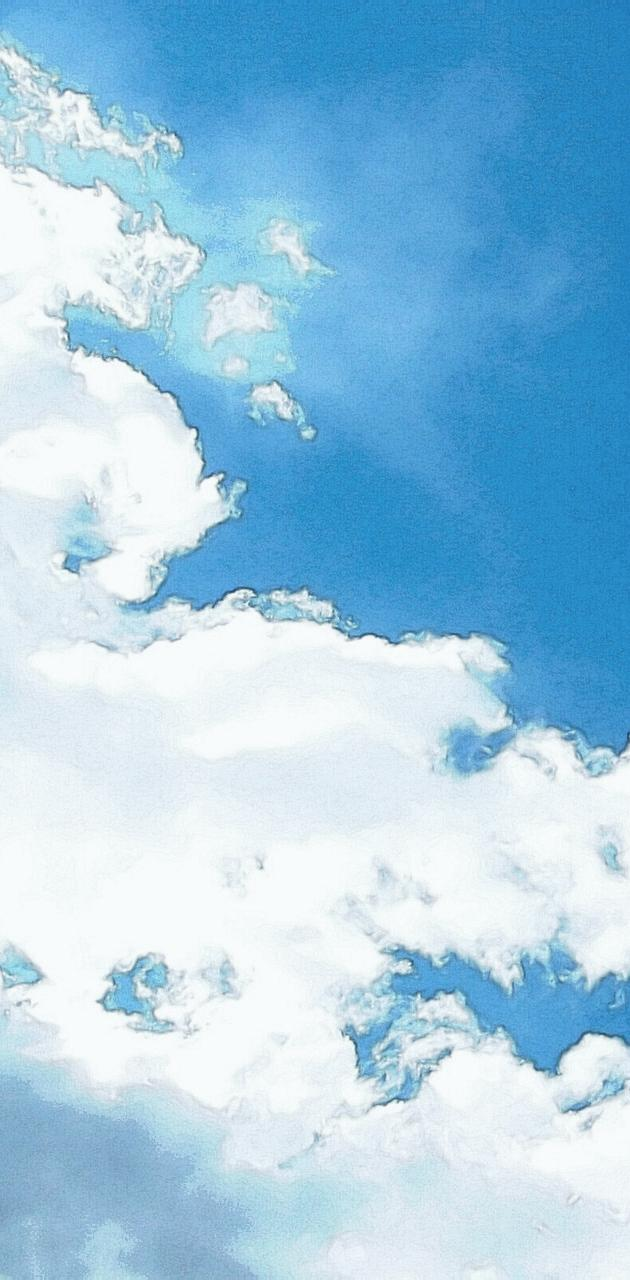 Clouds HD Sky