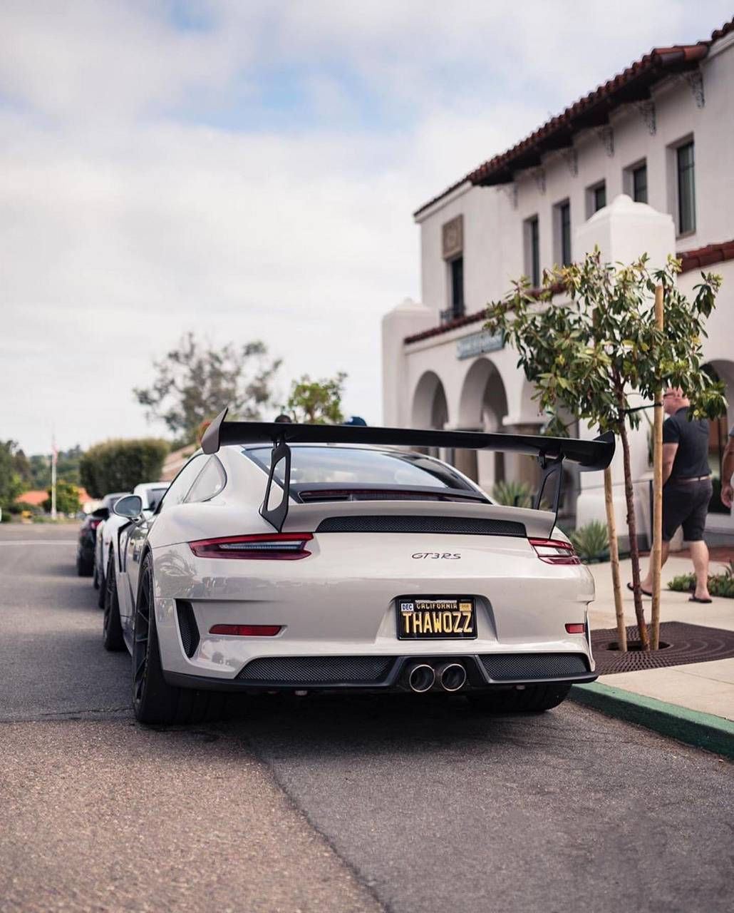 991-2 GT3 RS