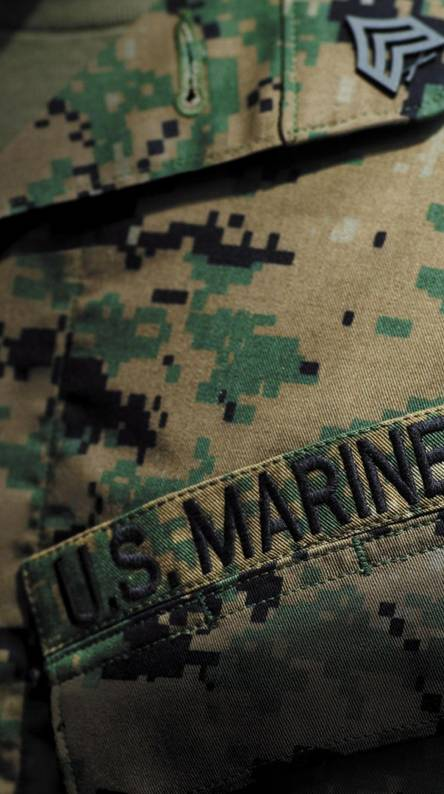 Marines Uniform