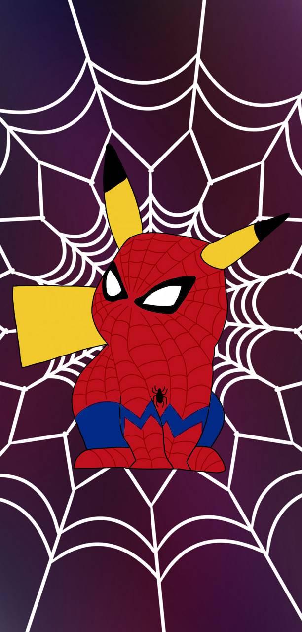 Spider-Pikachu