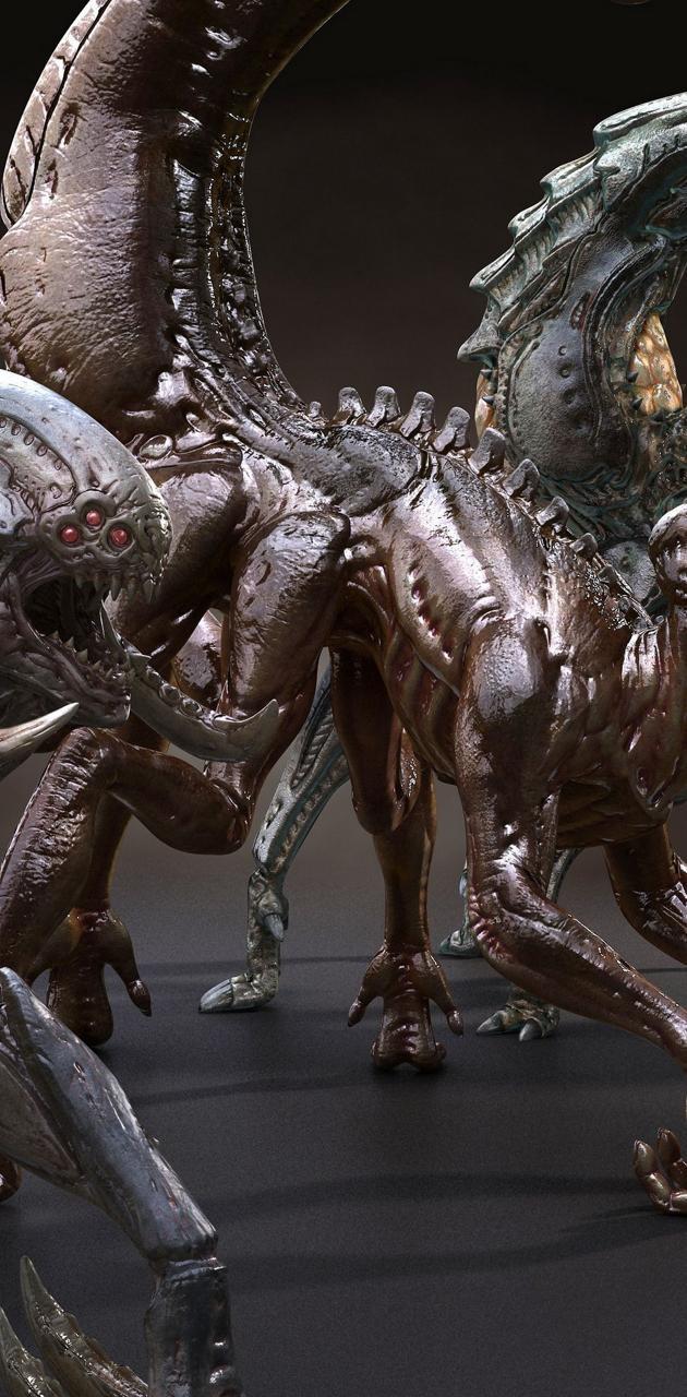 Scorpio Creature
