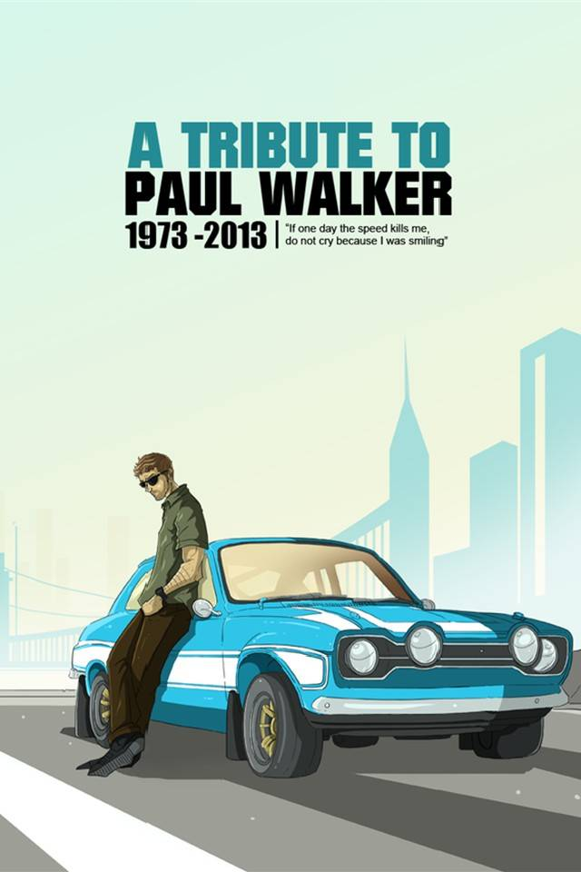 Paul Walker Tribute Wallpaper By RoHaN DeSaI O ZEDGETM