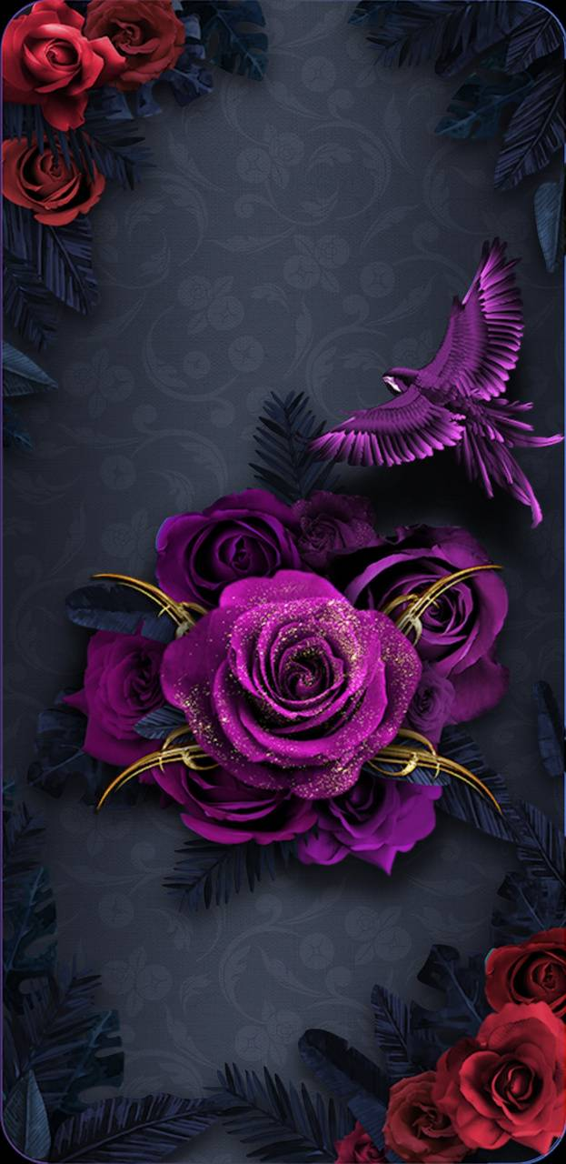 Golden Rose Thorns