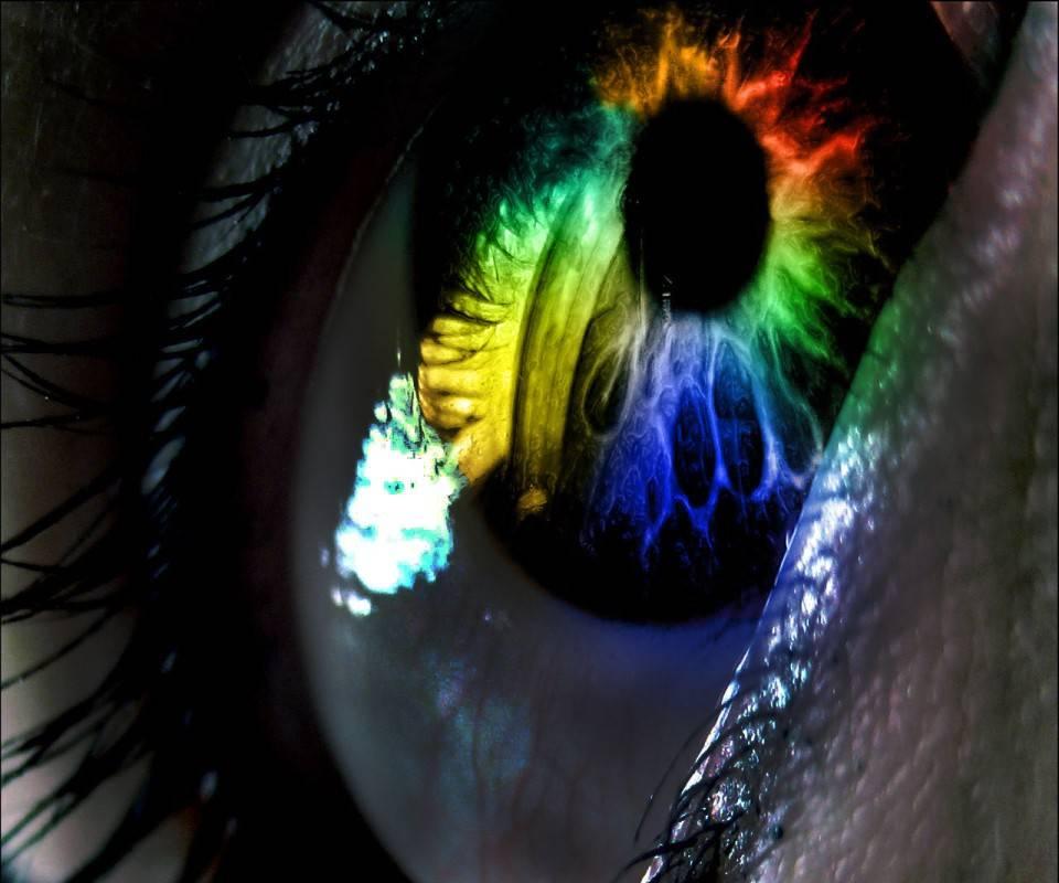 Abstract Eyeball
