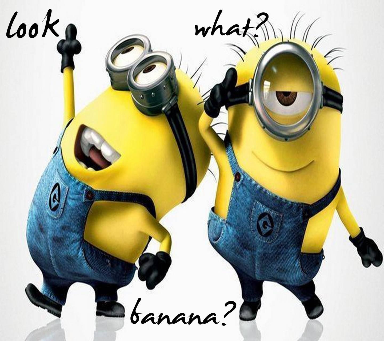 Look Banana Minion