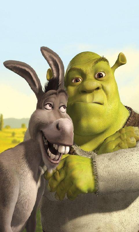 Donkey And Shrek Wallpaper By Samantha80 9b Free On Zedge