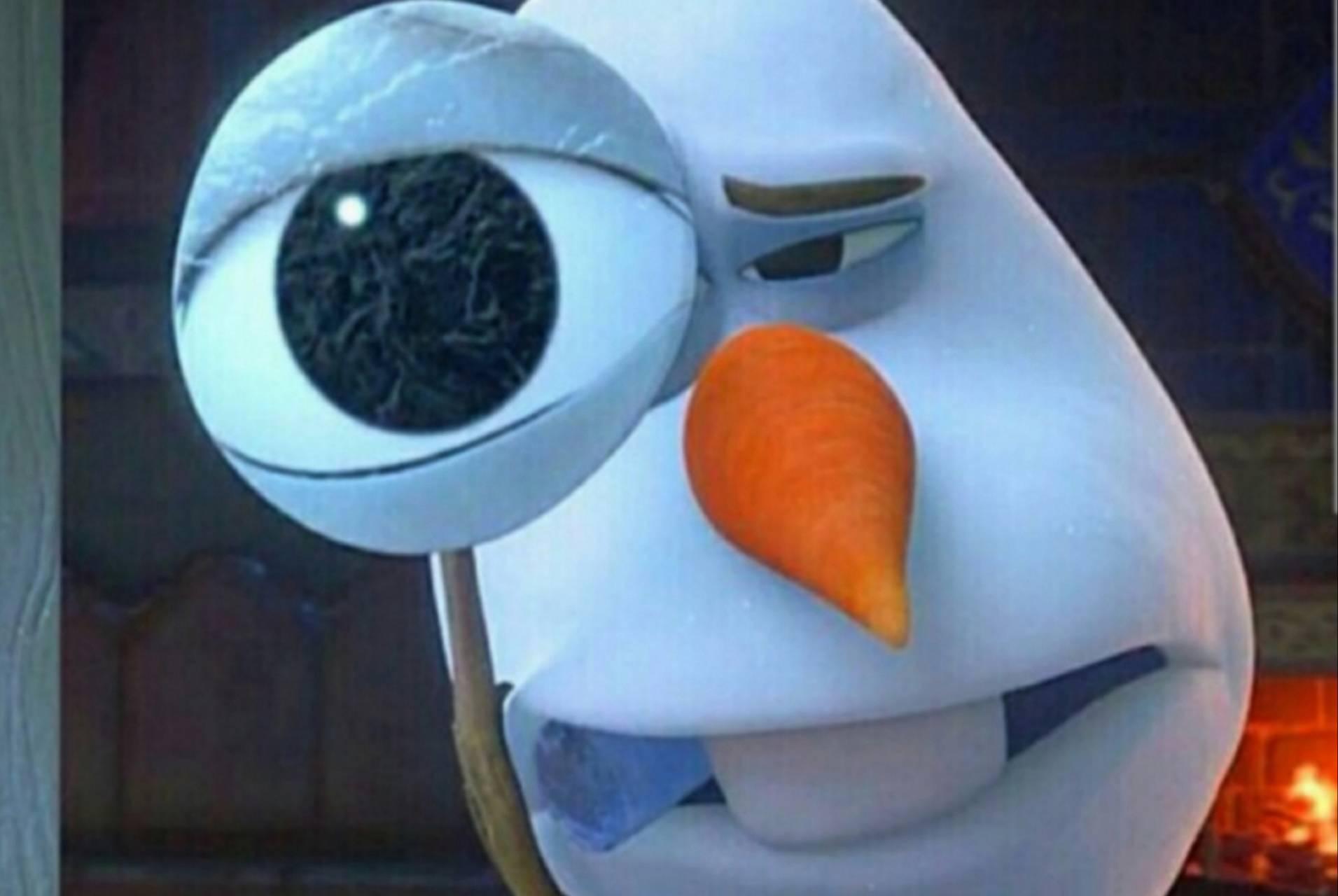 snowman olaf