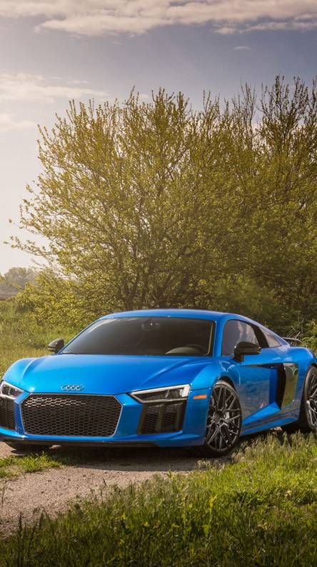 Audi R8 V10 Plus Wallpapers Free By Zedge